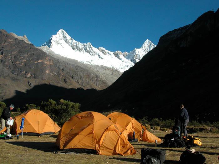 Quitaraju  Climbing Hiking amp Mountaineering  SummitPost